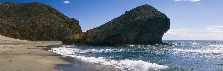 costa, almeria, spanje, vakantie