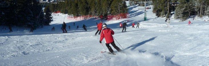 skiën, snowboarden, spanje, vakantie