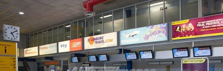 aachen, airport, maastricht, vliegen