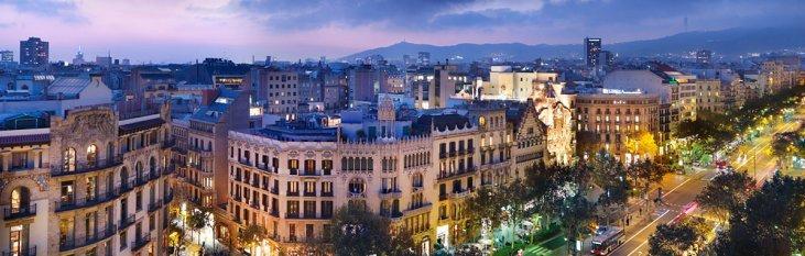 barcelona, spanje, vakantie, bezienswaardigheden, stedentrip
