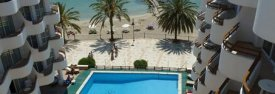 appartement, mar, playa, en, li